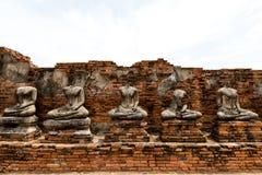 Ayuthaya. Old Temple of Ayuthaya, Thailand Stock Photo