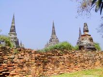 Ayuthaya-Provinz Thailand Lizenzfreie Stockfotos