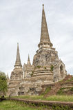 Ayuthaya, Tailandia Immagini Stock Libere da Diritti