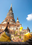Ayuthaya, Thailand, Stock Photo