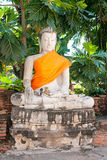 Ayuthaya, Thailand, Royalty Free Stock Photos