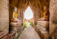 Ayuthaya, Thailand, Asien, alte, Sozialgeschichte Lizenzfreie Stockfotos