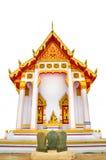 Ayuttaya,泰国古庙  免版税库存图片