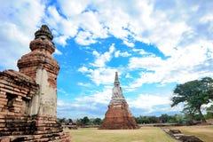 Ayuttaya, Таиланд Стоковая Фотография RF