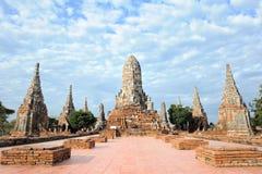 Ayuttaya, Thailand Royalty Free Stock Photos