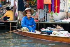 Ayuttayah Floating Market, Thailand Travel Royalty Free Stock Images