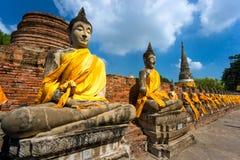 ayutthaya泰国 免版税库存照片
