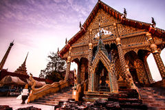 ayutthaya泰国 库存照片