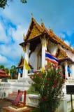 Ayutthaya świątynia Obrazy Royalty Free