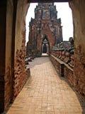 Ayutthaya: Παγκόσμια κληρονομιά Στοκ Φωτογραφίες