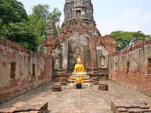 Ayutthaya: Παγκόσμια κληρονομιά Στοκ φωτογραφία με δικαίωμα ελεύθερης χρήσης