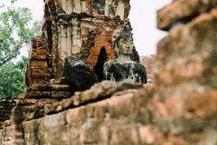 ayutthaya Ταϊλάνδη στοκ φωτογραφία με δικαίωμα ελεύθερης χρήσης