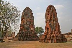 Ayutthaya Stock Foto