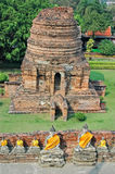 Ayutthaya Royalty Free Stock Photo