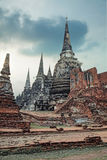 Ayutthaya Royalty Free Stock Photos