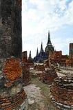 Ayutthaya 免版税库存照片