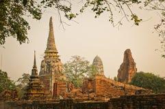 Ayutthaya Fotografie Stock
