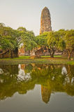 Ayutthaya Стоковая Фотография RF