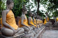 Ayutthaya foto de stock