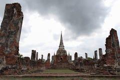 Ayutthaya Royaltyfria Foton