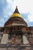 Ayutthaya Стоковое Изображение RF