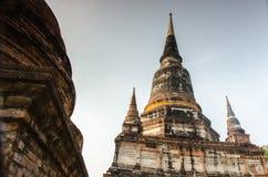 Ayutthaya Fotografia Stock