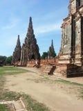 Ayutthaya Fotografie Stock Libere da Diritti