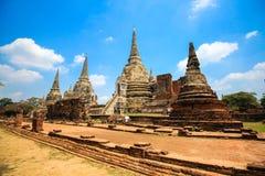 Ayutthaya Stockfoto
