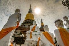 Ayutthaya Στοκ εικόνα με δικαίωμα ελεύθερης χρήσης
