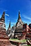 Ayutthaya Obrazy Royalty Free