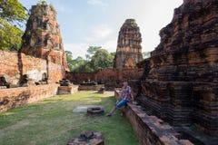 Ayutthaya Стоковые Фото