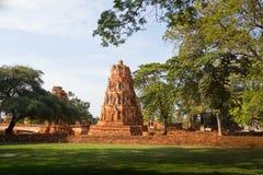 Ayutthaya Стоковое фото RF
