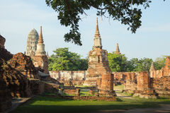 Ayutthaya Стоковое Изображение