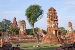 Ayutthaya Стоковые Изображения RF