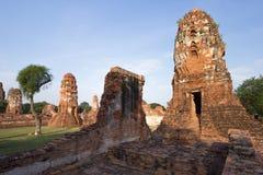 Ayutthaya Стоковые Изображения