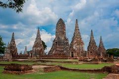 Ayutthaya Royalty-vrije Stock Afbeeldingen
