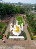 Ayutthaya ancient city in Thailand royalty free stock photo