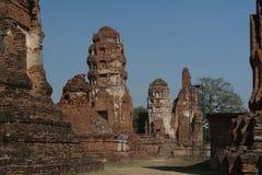 Ayutthaya Royalty Free Stock Photo