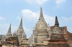 Ayutthaya. Heritage and history of Thailand world heritage Stock Photo