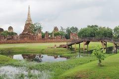 Ayutthaya Heritage Park. Ayutthaya, Thailand Royalty Free Stock Photography