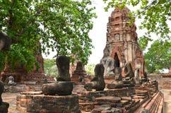 Ayutthaya Historical Pagoda Royalty Free Stock Image