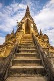 Ayutthaya historical park. Royalty Free Stock Images