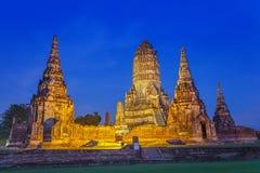 Ayutthaya Historical Park Thailand Stock Images