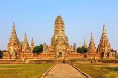 Ayutthaya Historical Park, Thailand Royalty Free Stock Photography