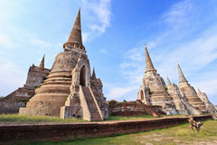 Ayutthaya Stock Photo