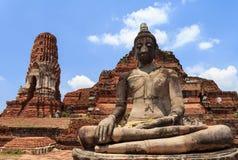 Ayutthaya Kingdom,Thailand Stock Images