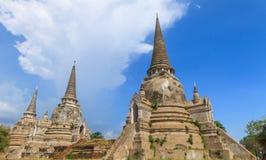 Ayutthaya Kingdom,Thailand Stock Photography