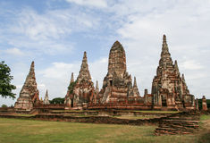 Ayutthaya Kingdom,Thailand Stock Images
