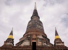 Ayutthaya oude stad Royalty-vrije Stock Afbeelding