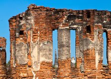 Ayutthaya Ruins Stock Images